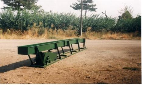 Agrotechnika 97 JSC - Vibrating conveyor
