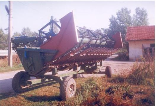 LIFTERS FOR HARVESTING SUNFLOWER  - BulgarianAgriculture.com