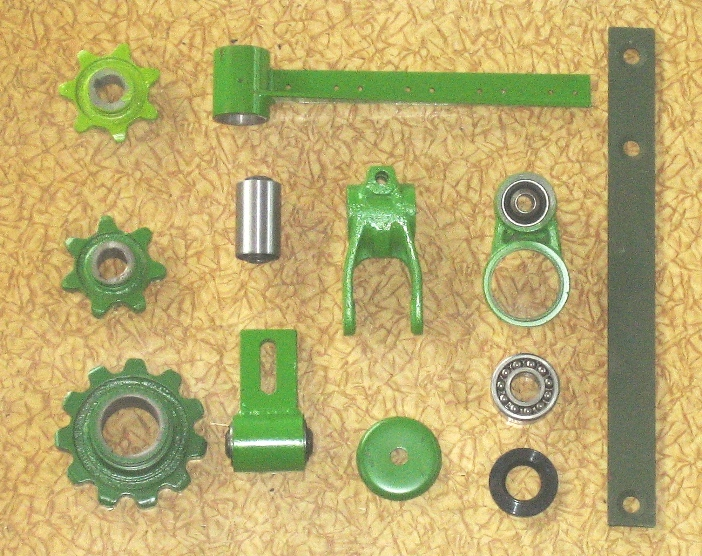 Agrotechnika 97 JSC - Spare parts for Combine E516, E517