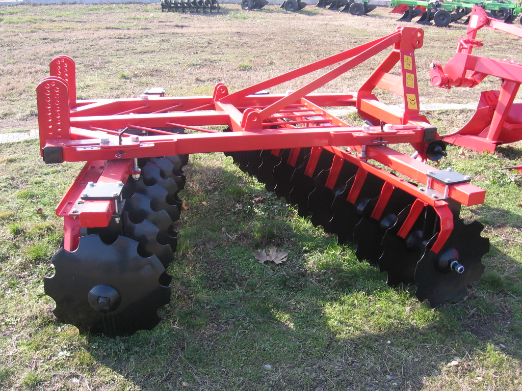 Disc Harrows - BulgarianAgriculture.com