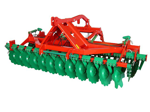 Disc Harrow 3m