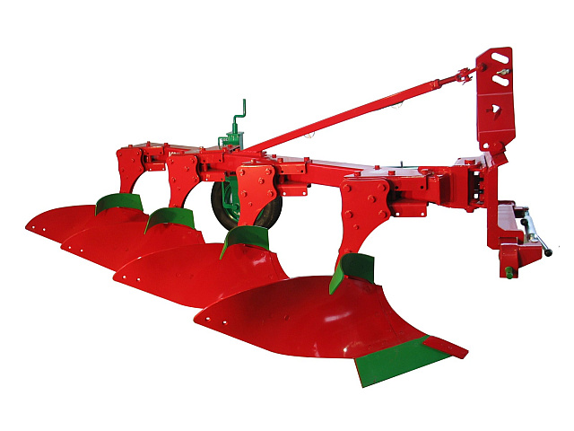 Single-beam bed plough 3, 4 or 5-furrow - BulgarianAgriculture.com