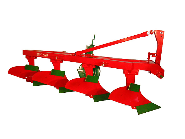 Lena Agromashini EOOD - Bed ploughs 3, 4 and 5 furrow ploughs with stone protection