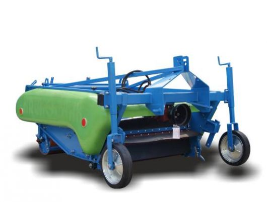 Lena Agromashini EOOD - Onion digger Saturn Z-653/1 with digging roller (1,2m; 1,5m; 1,8m)