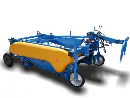 Onion digger Saturn Z-653/1 with digging roller (1,2m; 1,5m; 1,8m) - BulgarianAgriculture.com
