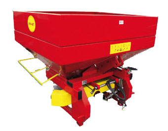 TWO DISCS FERTILIZER SPREADERS N020 LENA AGROMASHINI EOOD