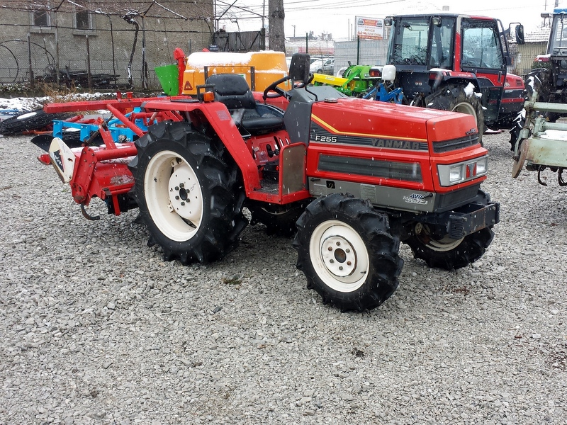 J TRADING - JAPANESE TRACTORS - BulgarianAgriculture.com